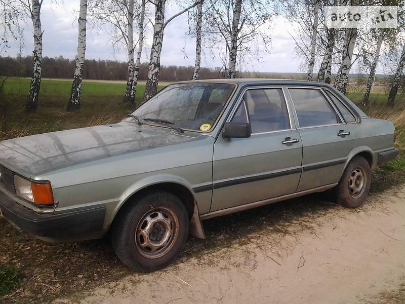 Audi 80 1983 в Житомире