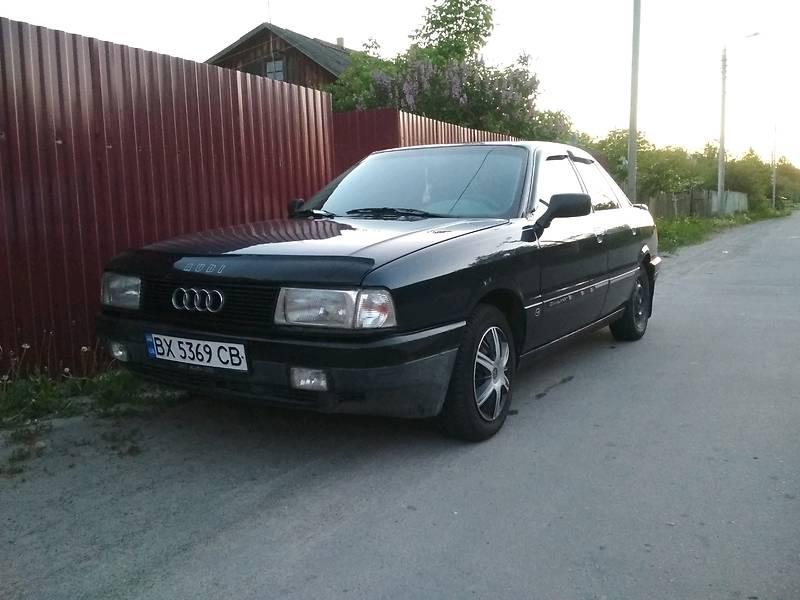 Audi 80 1988 в Шепетовке