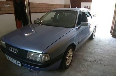 Audi 80 1989 в Корсуне-Шевченковском