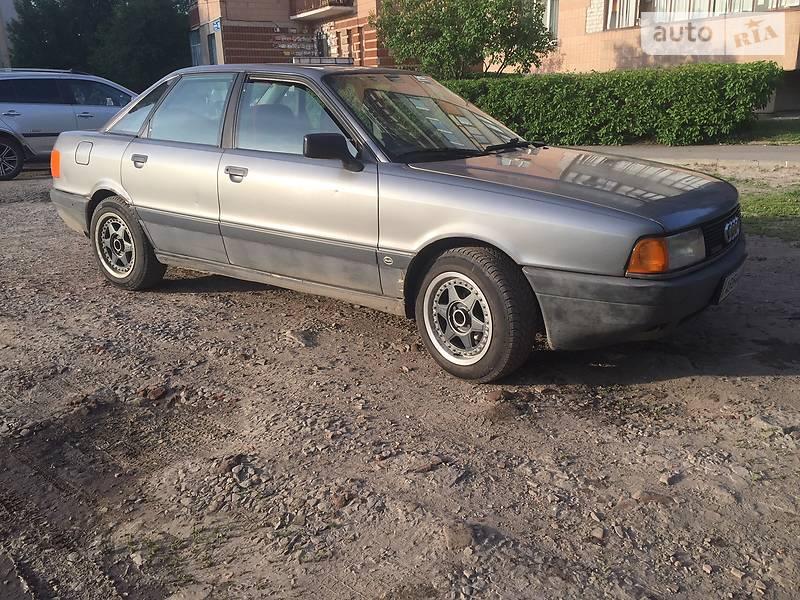 Audi 80 1987 в Харькове