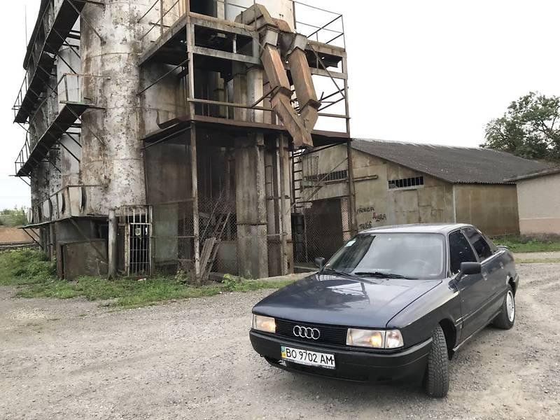 Audi 80 1987 года в Тернополе