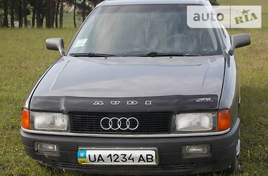Audi 80 1990 в Теофиполе