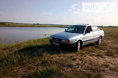 Audi 80 1991 в Турийске