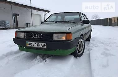 Audi 80 1985 в Иршаве