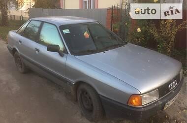 Audi 80 1989 в Луцьку