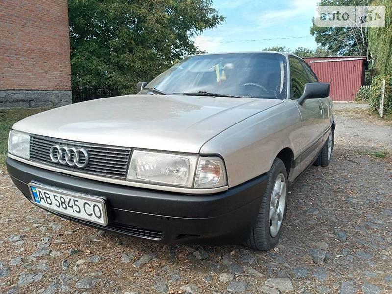 Audi 80 1987 в Литине