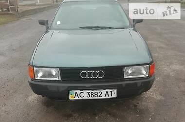 Audi 80 1989 в Рожище