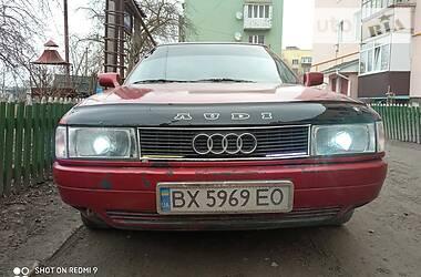 Audi 80 1989 в Дунаевцах
