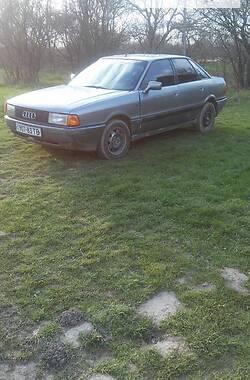 Audi 80 1989 в Черновцах