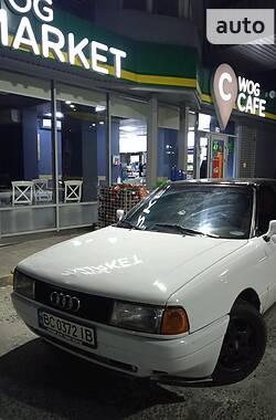 Седан Audi 80 1987 в Сколе