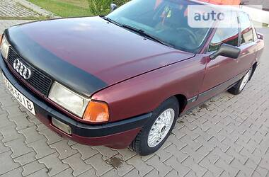 Седан Audi 80 1991 в Косове