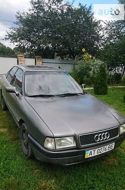 Седан Audi 80 1987 в Тернополе