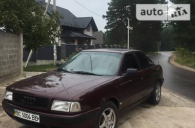 Седан Audi 80 1994 в Новояворовске