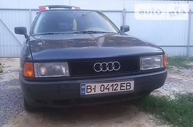 Седан Audi 80 1990 в Полтаве