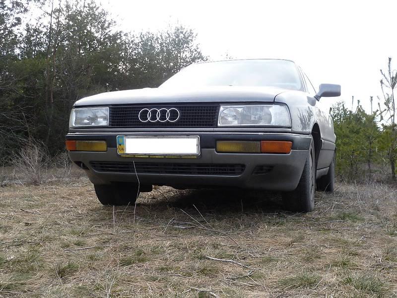 Audi 90 1989 в Першотравенске