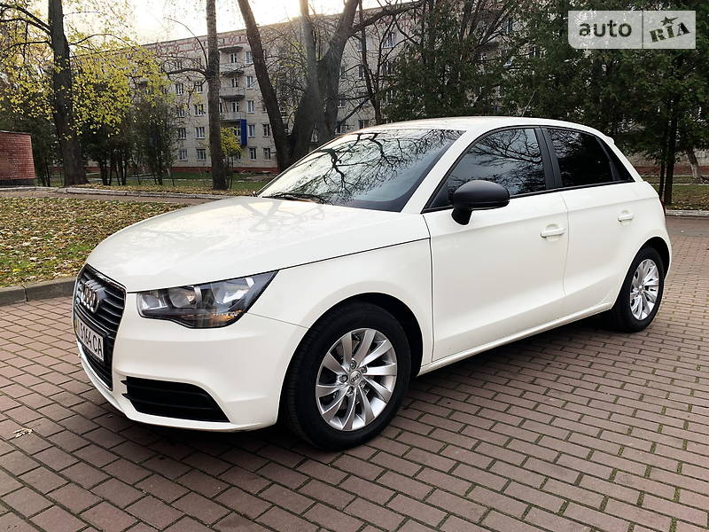Audi A1 2013 в Чернигове