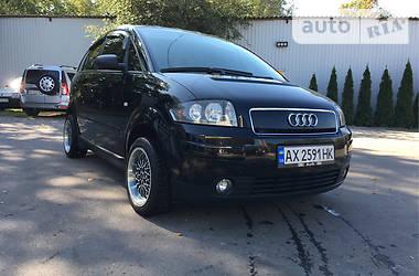 Audi A2 2001 в Харькове