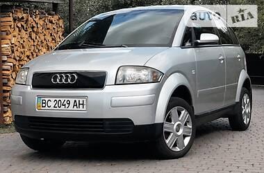 Audi A2 2001 в Львове