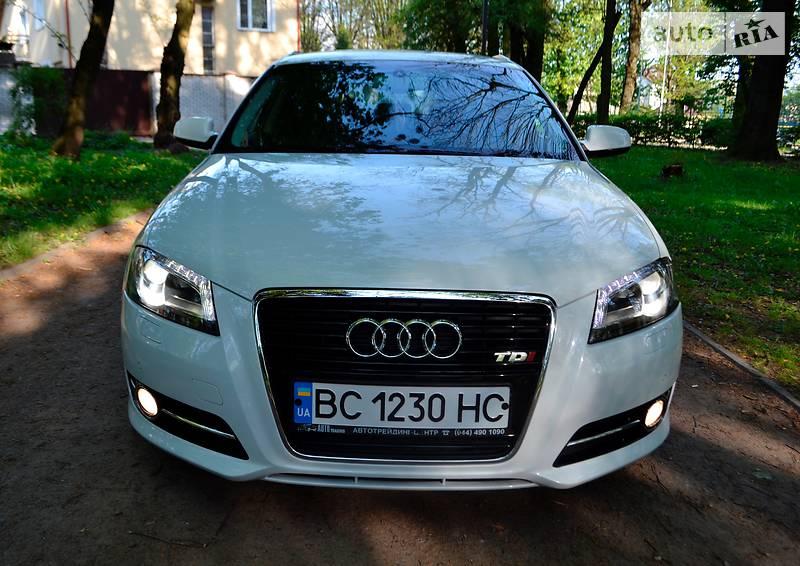 Audi A3 2012 в Львові