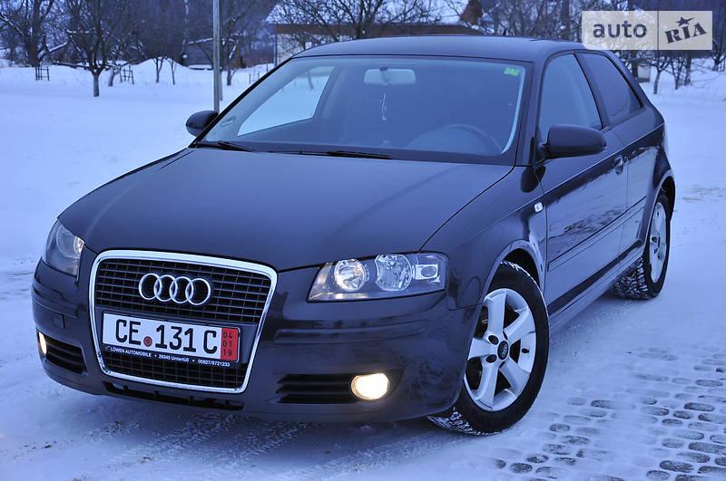 Audi A3 2008 года в Черновцах