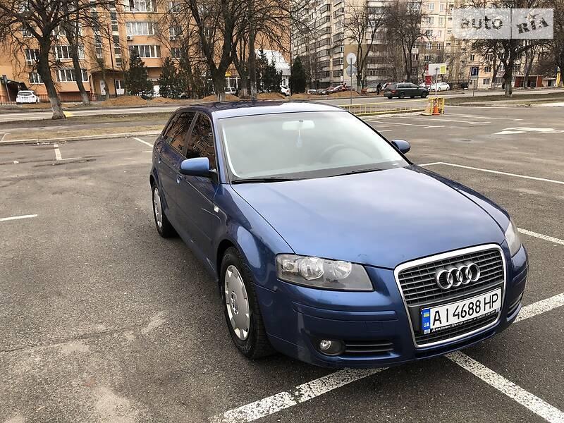 Audi A3 2006 в Киеве