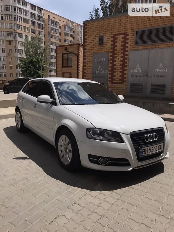 Audi A3 2012 в Одесі