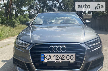 Седан Audi A3 2018 в Києві