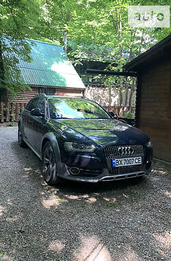 Универсал Audi A4 Allroad 2013 в Каменец-Подольском