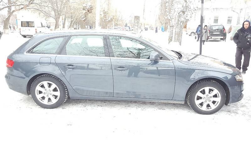 Audi A4 2008 в Харькове