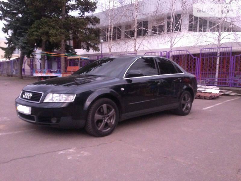 Audi A4 2004 в Приморске