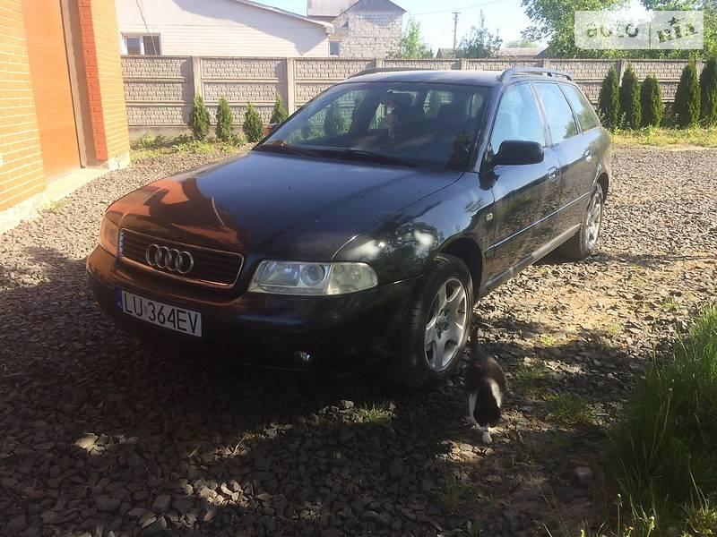 Audi A4 1999 в Луцке
