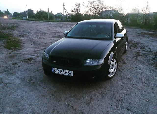 Audi A4 2004 в Знаменке