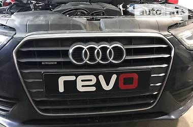 Audi A4 REVO stage 2 300 HP