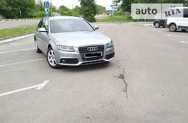Audi A4 cruciani automo