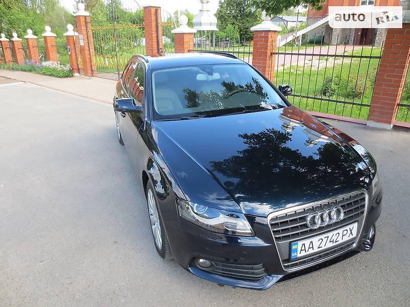 Audi A4 2011 года в Виннице