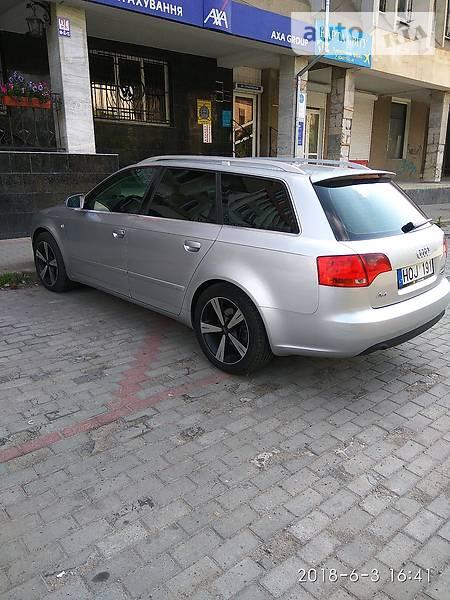 Audi A4 2004 года в Черновцах