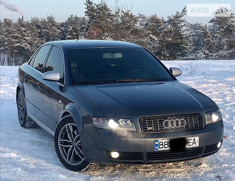 Audi A4 2004 року в Луганську