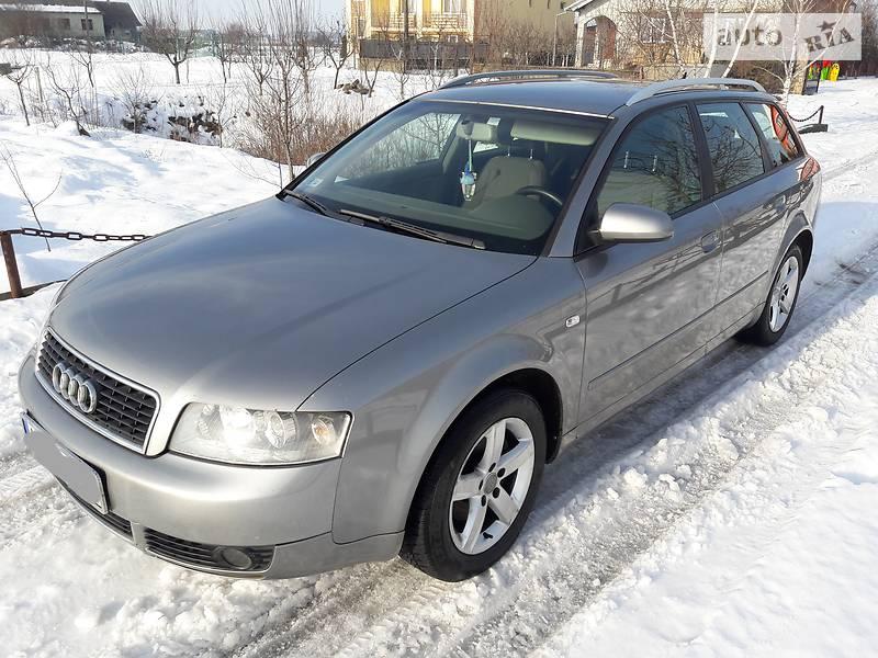 Audi A4 2004 года в Ужгороде