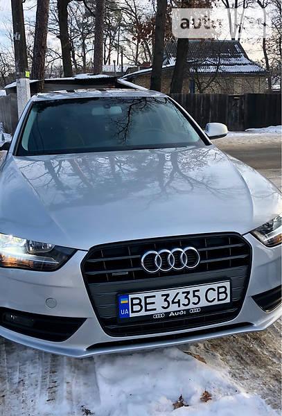 Audi A4 2014 года в Киеве