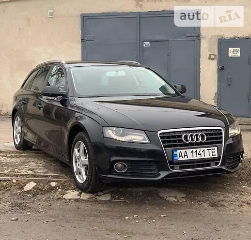Audi A4 2010 года в Киеве