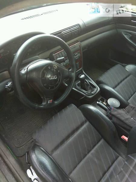 Audi A4 1998 года в Львове