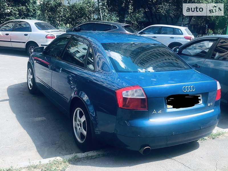Audi A4 2003 года в Киеве