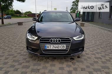 Audi A4 2015 в Івано-Франківську