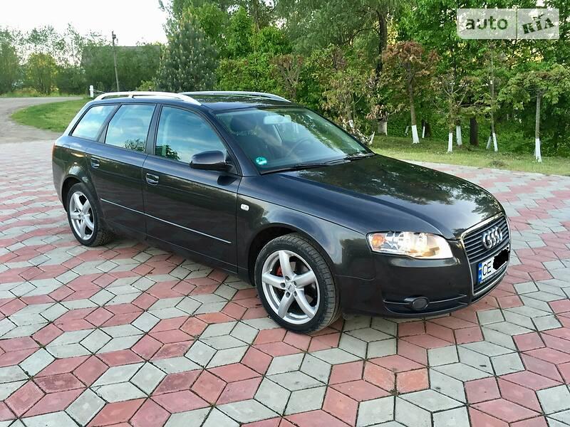 Audi A4 2008 в Черновцах