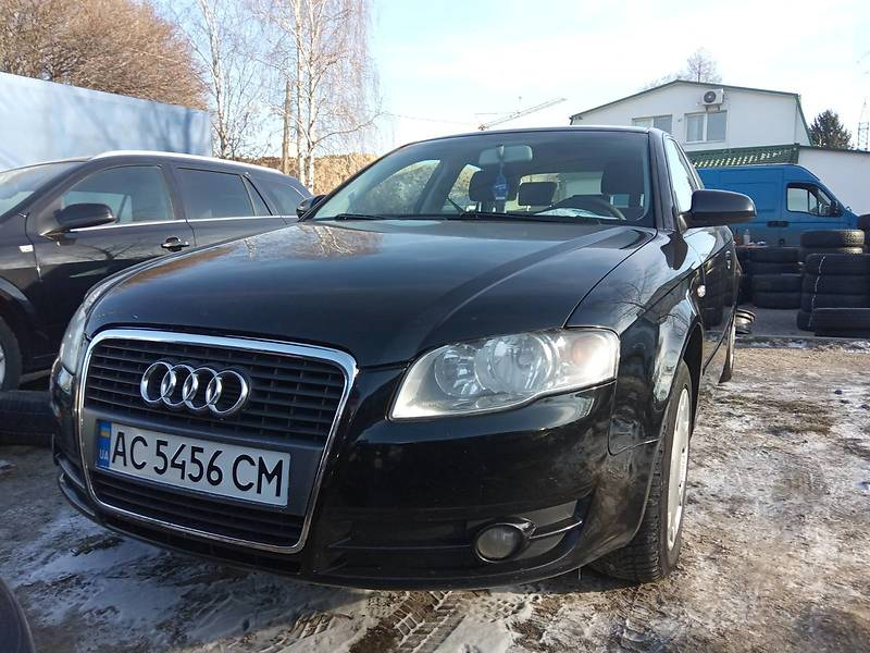 Audi A4 2008 в Ковеле