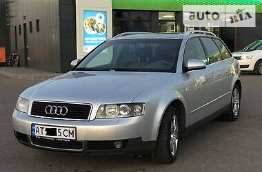 Audi A4 2002 в Ивано-Франковске