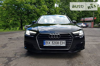 Audi A4 2016 в Хмельницькому