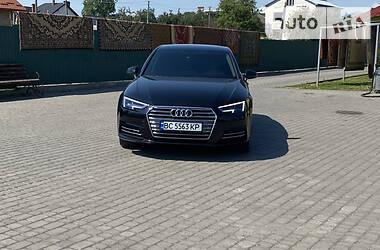Седан Audi A4 2017 в Львове