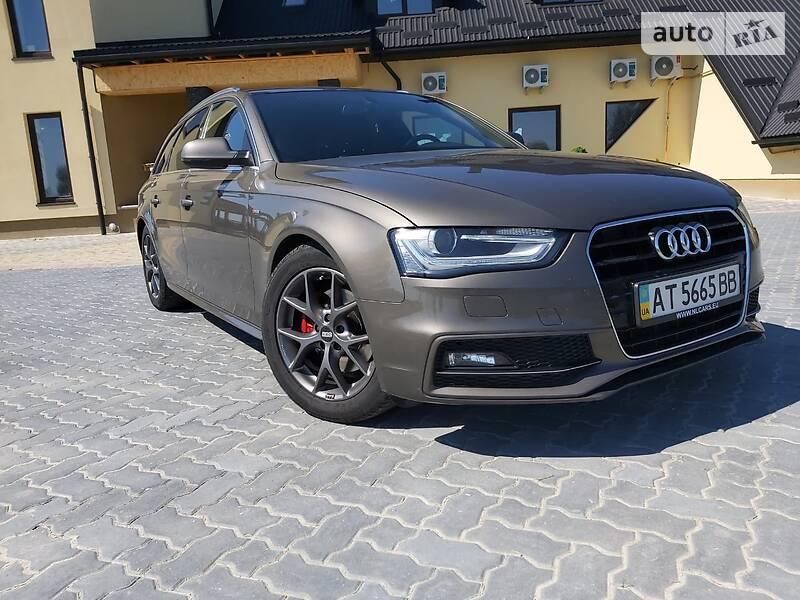 Audi A4 2015 в Снятине