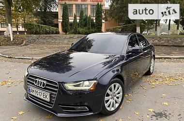 Audi A4 2012 в Новограде-Волынском